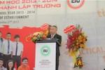 ĐH Quốc tế Miền Đông khai giảng năm học mới