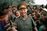 Đại tướng Võ Nguyên Giáp từ trần: Một chiều nghiêng Ba Đình