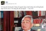 Mạng xã hội tiếp tục tràn ngập về hình ảnh Đại tướng Võ Nguyên Giáp