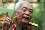 Nghẹn ngào bài thơ tiễn biệt Đại tướng Võ Nguyên Giáp