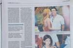 Báo Tây Ban Nha gọi Andrea Aybar là 'công chúa ở Hà Nội'