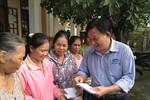 Vinamilk hỗ trợ đồng bào miền Trung bị bão lụt 1,3 tỷ đồng