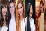 Hàng loạt sao Việt nhan sắc 'biến dạng' vì phẫu thuật thẩm mỹ