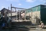 Clip: Cháy Chợ Hôm Hà Tĩnh