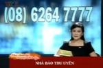 BTV Thu Uyên nhận sai sót, xin lỗi khán giả trên truyền hình trực tiếp