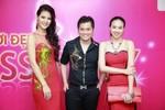 Trần Thị Quỳnh chấm thi sắc đẹp sau sự cố đeo băng sai tên nước ở Mrs World