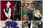 Hàng loạt sao Việt tất bật đón Giáng sinh