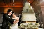 Những đám cưới tiền tỷ đình đám nhất của sao Việt năm 2013