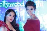 Hương Giang Idol 'lép vế' khi đọ dáng với quán quân Next Top Model
