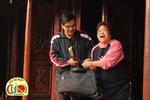 Minh Vượng làm 'vợ' Quốc Anh diễn hài trở lại sau thời gian vắng bóng