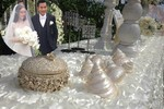 Toàn cảnh lễ cưới triệu USD của cặp sao Dương Mịch - Lưu Khải Uy