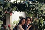 Ảnh cưới giản dị của Quán quân Top Model sau khi chăm người yêu bị nạn