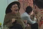 Những hình ảnh hài hước khiến Vân Dung bị 'chết vai'