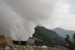 Cháy hầm lò than ở Quảng Ninh, 6 người bị thiệt mạng