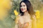 Á khôi áo dài Lưu Ly tung ảnh đẹp nóng bỏng sau thời gian 'ở ẩn'