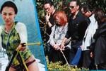 Trương Bá Chi khoe ảnh phản cảm khi nhà 'chồng cũ' có chuyện buồn