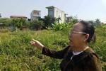 Bà giáo về hưu hơn chục năm đi đòi đất chỉ nhận được lời hứa