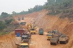 Chính quyền muốn phạt công ty Thuận Thiên 65 triệu đồng vì đào núi trái phép