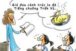 """""""Canh gà Thọ Xương"""" là một món ăn trong bút tích của Vũ Bằng?"""