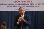 Nguyên Bộ trưởng GD&ĐT và các nhà giáo chúc Tết Giáo dục Việt Nam