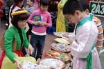 Trường Ngôi Sao mở Hội chợ Xuân quyên góp cho học sinh nghèo
