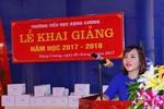 Hiệu trưởng bị đình chỉ phản bác kết luận kiểm tra của huyện An Dương