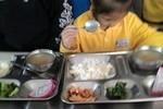 Học sinh trường An Dương kêu đói, chính quyền gấp rút vào cuộc