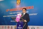 Việt Nam tiếp nhận vị trí Chủ tịch luân phiên Hội Y học các nước Đông Nam Á