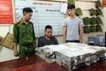 Tham 1 tỷ đồng tiền công, vận chuyên 198 bánh Heroin