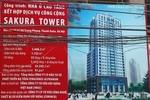 Hà Nội: Ai đang chống lưng cho chủ đầu tư Sakura Tower?