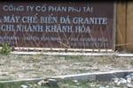 Ai sẽ ngăn chặn tình trạng khai thác đá trái phép ở Vạn Ninh?