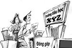 Sẽ trả lại tiền lạm thu cho học sinh huyện Sóc Sơn, Hà Nội