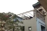 Chủ tịch phường Hàng Gai tự giác phá dỡ phần xây dựng sai phép