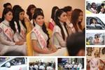 Cơ hội vàng: Nữ sinh tự lái ô tô trong hành trình xuyên Việt