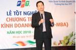 'Duyên nợ' của TGĐ FPT Trương Gia Bình với giáo dục