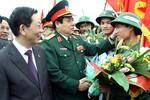 Nhiều nước thực hiện nghĩa vụ quân sự bắt buộc