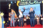 Website TiếngAnh123.Com được trao danh hiệu Sao Khuê 2013