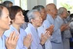 Những hình ảnh tại Đại lễ cầu nguyện hòa bình cho Biển Đông