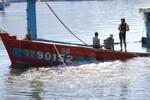 Trưng bày tàu cá bị đâm chìm để tố cáo tội ác của Trung Quốc