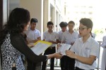 Đà Nẵng có 55 thí sinh được miễn thi