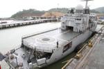 Tàu Hải quân Pháp đến Đà Nẵng