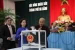 Lãnh đạo Đà Nẵng đa số đạt phiếu tín nhiệm cao