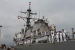 Hai chiến hạm của Hải quân Hoa Kỳ đã tới Đà Nẵng