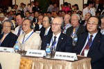 """Bộ trưởng, các quan chức chính phủ cấp cao của 11 nước ký """"Thỏa thuận Đà Nẵng"""""""