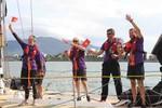 Bí thư Đà Nẵng trực tiếp chào đón 12 đội đua thuyền buồm vòng quanh thế giới