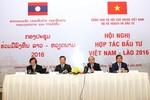 Việt - Lào thúc đẩy phát triển thương mại song phương
