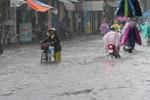 Các tỉnh Nam Trung Bộ mưa lớn, chuẩn bị đối phó bão vào