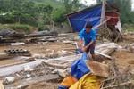Người dân miền núi Quảng Trị nhọc nhằn lo chuyện mưu sinh sau lũ quét