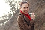 Mỹ Tâm thảnh thơi du ngoạn Hàn Quốc