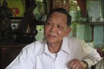 Video: Trung tướng Nguyễn Việt Thành (Tư Bốn) ca vọng cổ